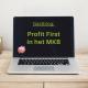 Is Profit First ook geschikt voor grotere bedrijven?