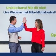 Waarom elke ondernemer (en zeker elke ondernemende boekhouder, accountant en businesscoach!) van Mike Michalowicz gehoord moet hebben!