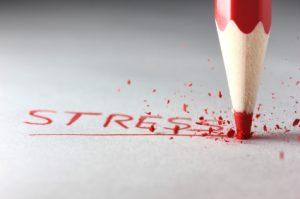 tekenen van stress