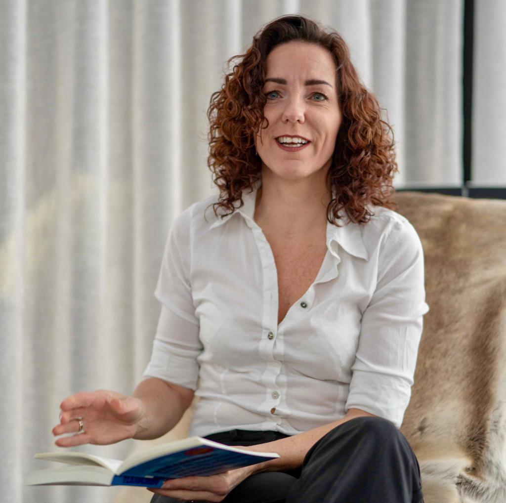 Sylvia Bruning deelt inspiratie en artikelen over betekenisvol leiderschap