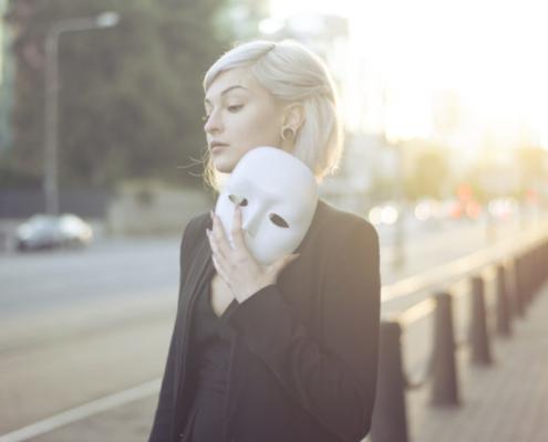 Jezelf durven zijn zonder maskers en persoonlijk leiderschap bij Leid met Lef van Sylvia Bruning regio Eindhoven