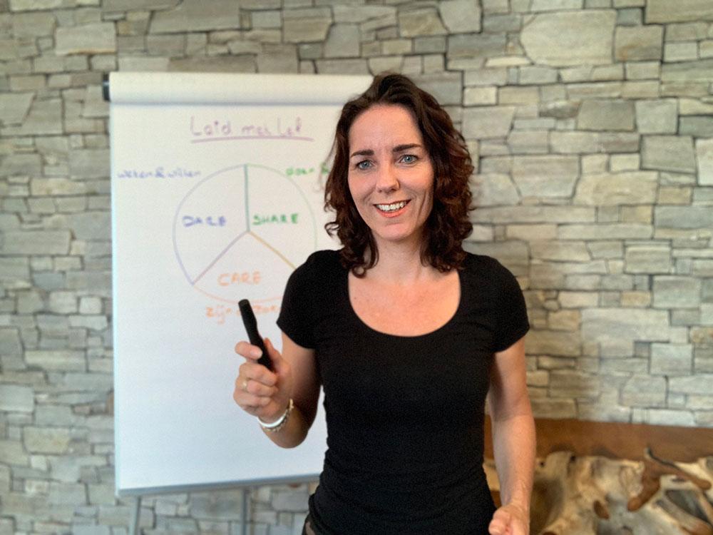 Sylvia Bruning training leiderschap met lef voor betekenisvol leiderschap