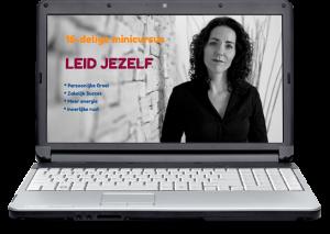 Minicursus LEID JZELF van Sylvia Bruning voor meer persoonlijk leiderschap