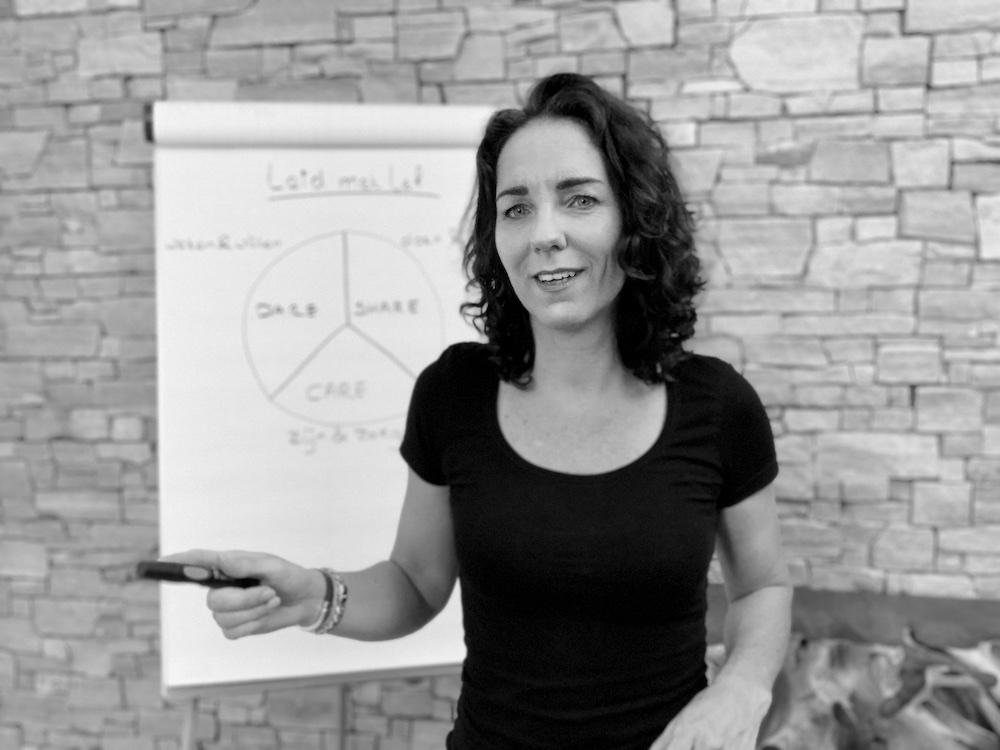 Training leiderschap met lef voor bedrijven en individuen die meer betekenisvol leiderschap willen