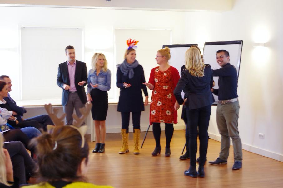 Training Impact met Lef voor meer moedig en authentiek leiderschap
