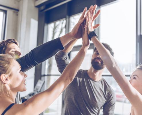 Motiveren en inspireren van medewerkers bij Leid met Lef van Sylvia Bruning voor authentiek leiderschap en leidereschapsontwikkeling