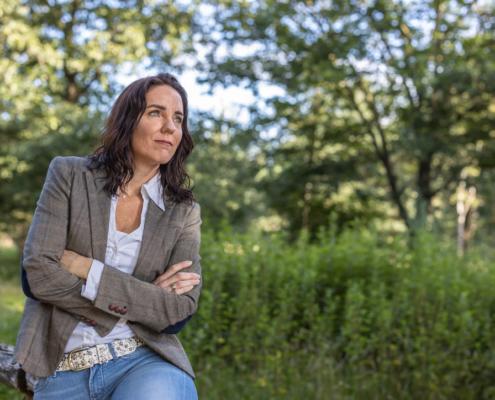 Grenzen stellen en aangeven bij Leid met Lef voor authentiek zelfleiderschap van Sylvia Bruning