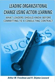 boek action learning van Freedman en Leonard