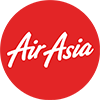 dit is het logo van Air Asia. Air Asia is een wial action learning relatie.