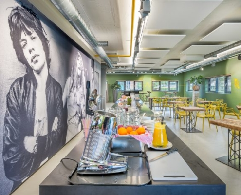 wial action learning restaurant in nieuwegein