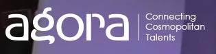 dit is het logo van Agora. Agora is een wial action learning relatie.. en schrijft in een referentie hoe belangrijk wial action learning voor hen is.