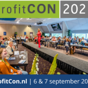 De ticketverkoop voor ProfitCon op 6 & 7 september is gestart!