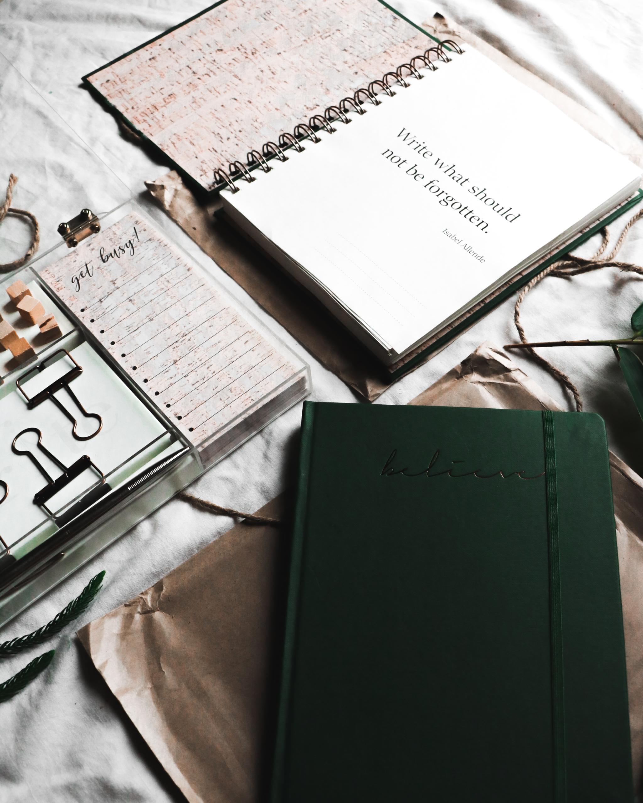 18 redenen om je autobiografie te schrijven