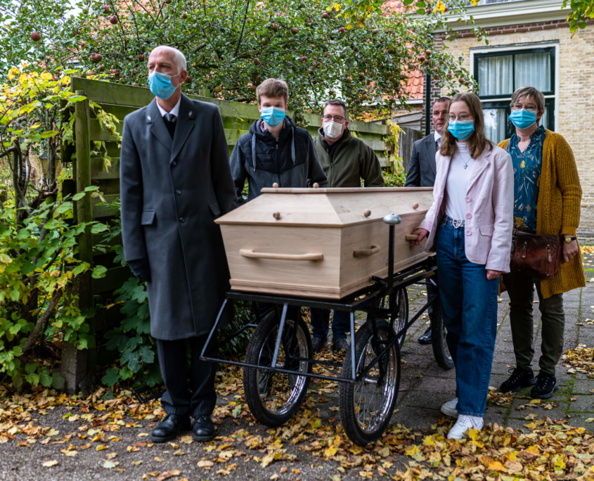foto begrafenis crematie