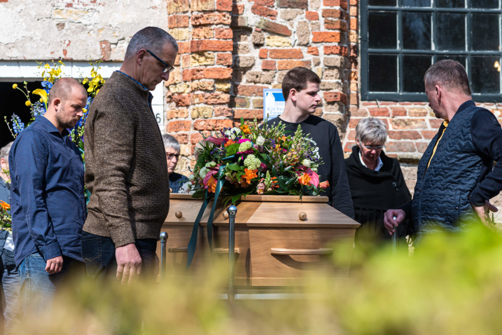 begrafenis of crematie fotograferen