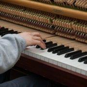 Pianoles gevorderden