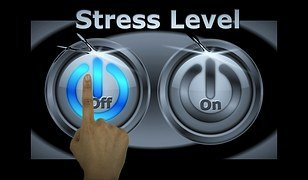 stress vrij