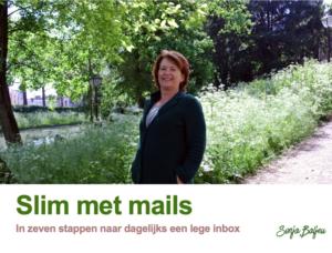 Afbeelding: E-book Slim met mails