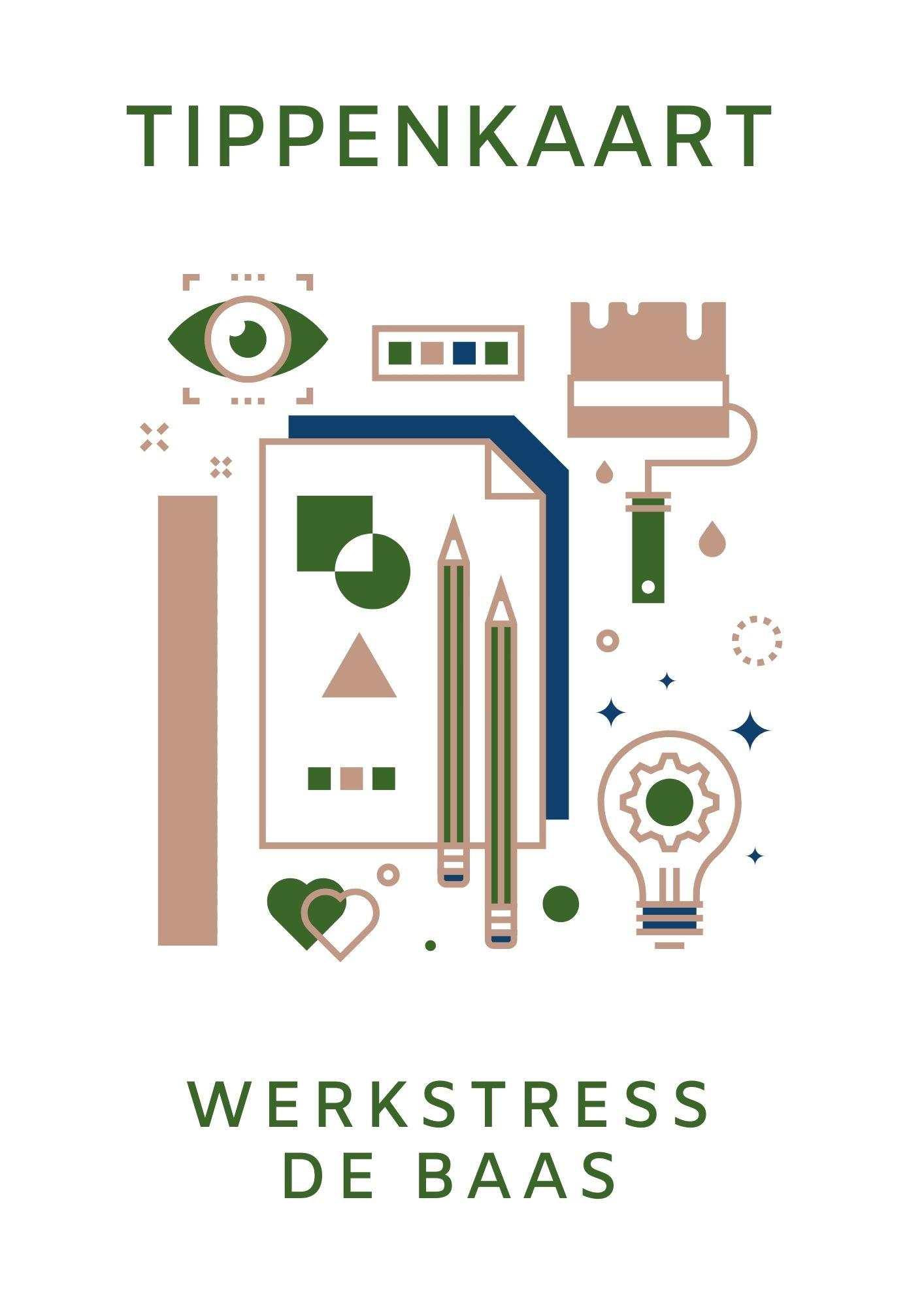 Tippenkaart Werkstress de baas
