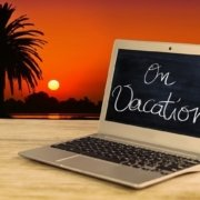 Vakantie en bezinning nuttig voor ondernemers