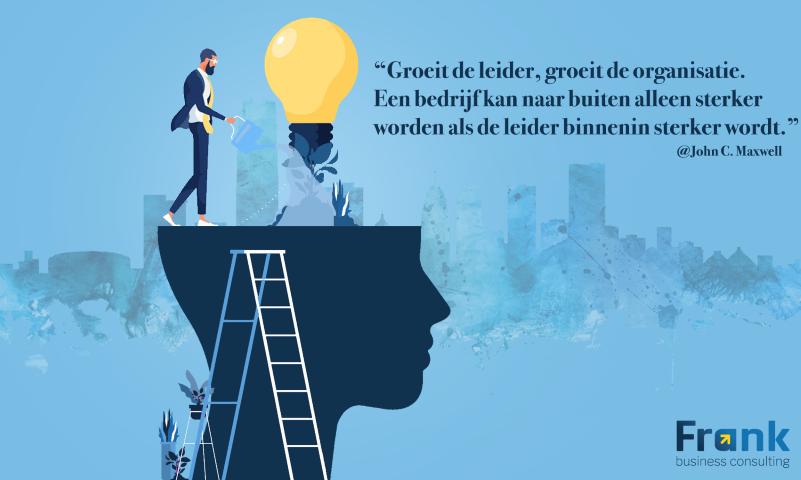 Groeien als ondernemer - een geweldig team